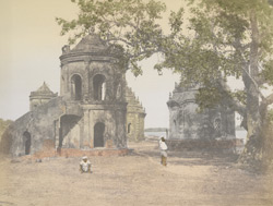 Hindoo temples, Bengal 247417